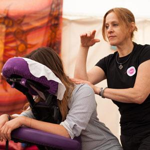 Advanced Seated Massage Workshop